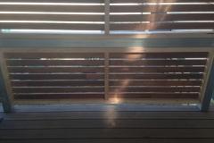 verandah balustrade